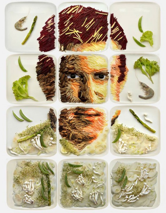 Painting with Food by Red Hong Yi 012