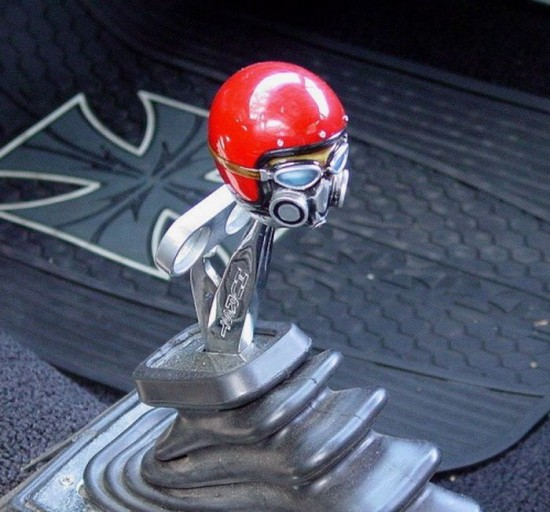 40 Awesome Custom Shift Knobs 029