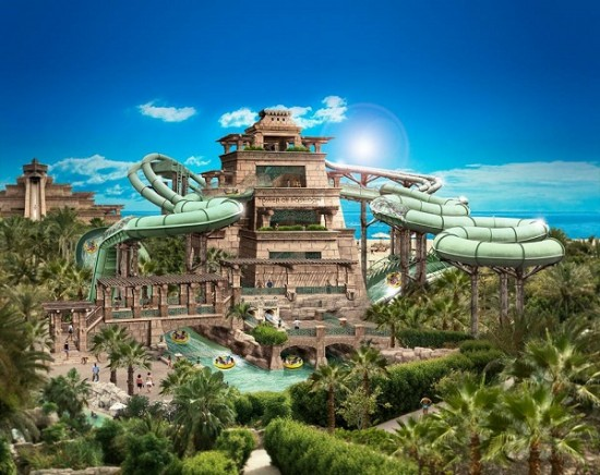 10 Awesome Water Parks Worldwide Funcage