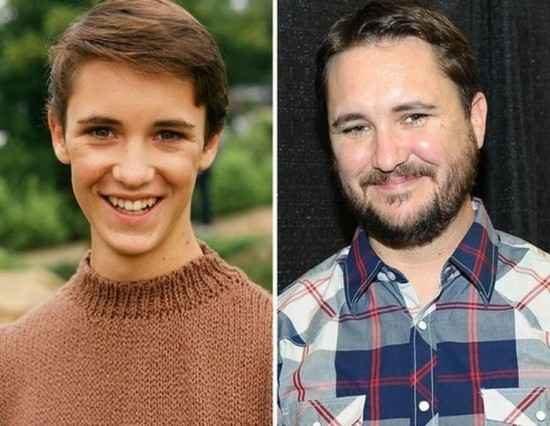 Wil Wheaton – 1987 and now