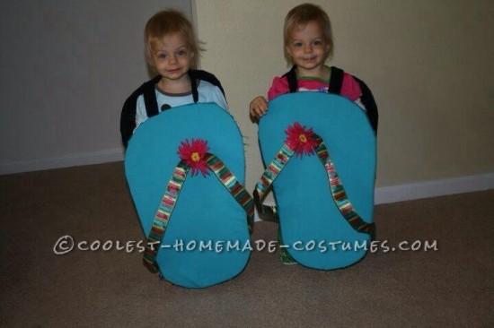 A Pair of Flip Flops halloween costume
