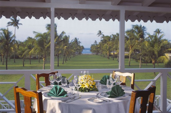 The Great House at Nisbet Plantation Beach Club (Nevis, West Indies)