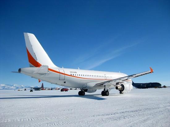 Ice Runway, Antarctica