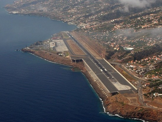 Madeira Airport – Portugal