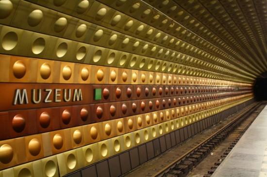 Prague Metro- Line A