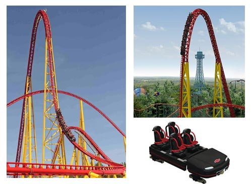 10 Awesome Roller Coasters Funcage