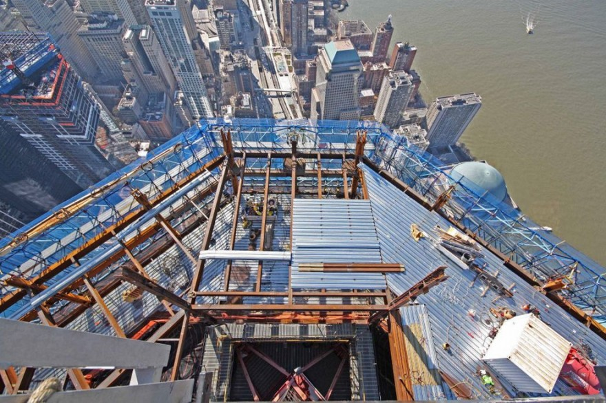 One World Trade Center Construction