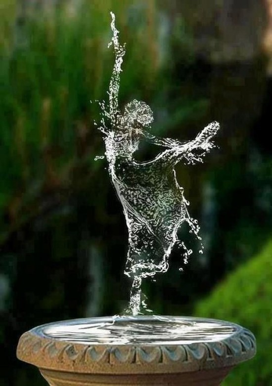 Beautiful Water Inspired Art 10 Photos FunCage