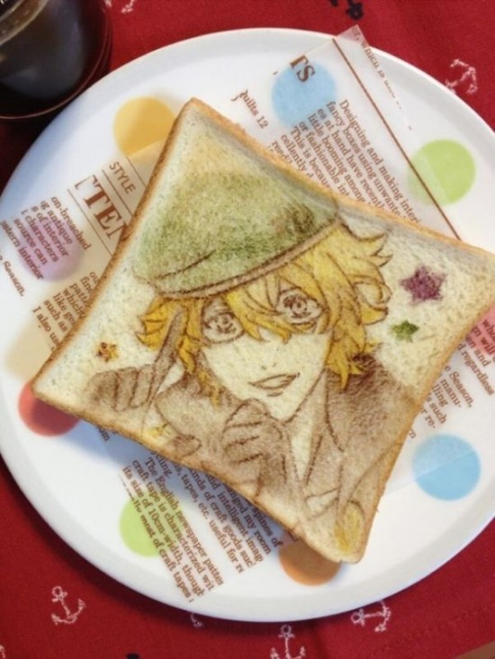 Anime-Styled-Toast-Art-Is-Too-Beautiful-To-Eat-001
