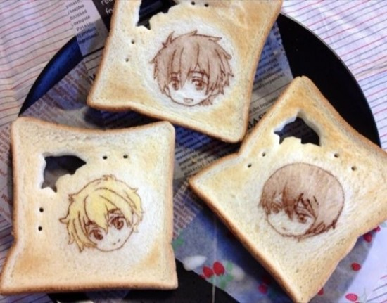 Anime-Styled-Toast-Art-Is-Too-Beautiful-To-Eat-003