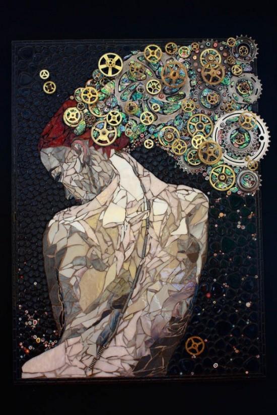 Gorgeous Mosaics By Laura Harris 7 Photos Funcage