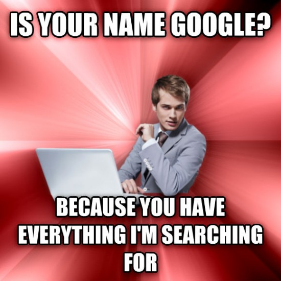 Is your name Google?