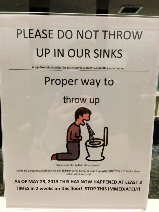 25 Funniest Passive-Aggressive Notes Of This Year013