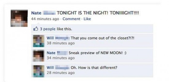 25 Funny posts on Facebook 009