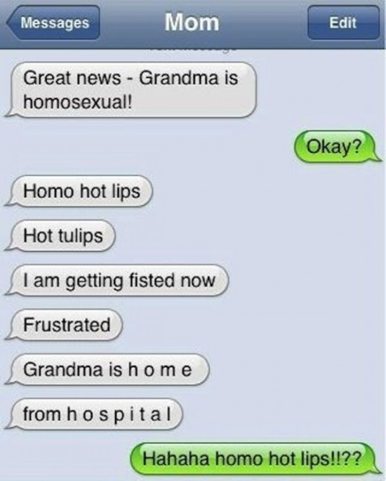 25 funniest autocorrect fails of the year 006