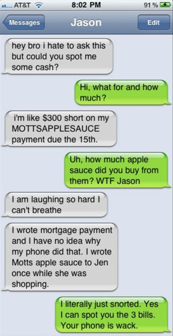 25 funniest autocorrect fails of the year 018