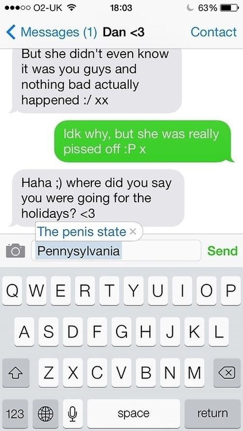 25 funniest autocorrect fails of the year 019