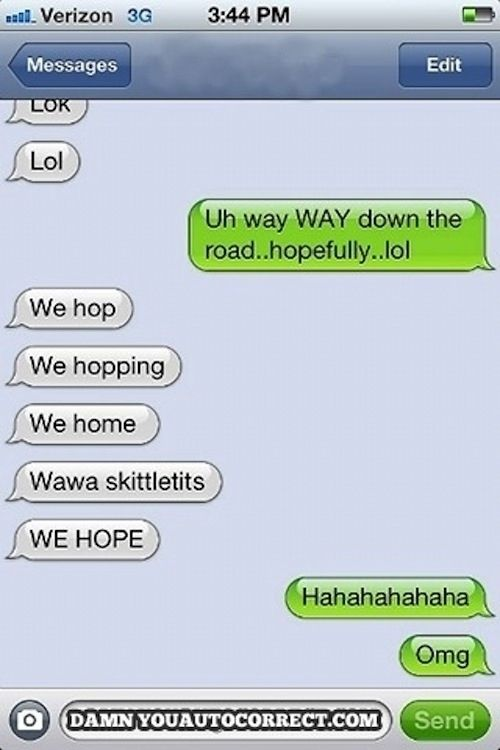25 funniest autocorrect fails of the year 021