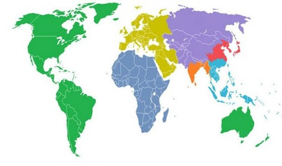 25 maps that will help you to see the world better 001