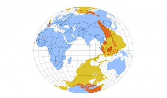 25 maps that will help you to see the world better 004