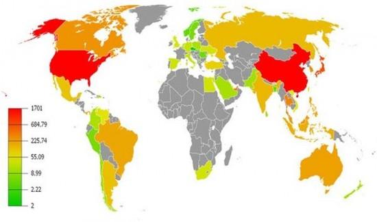 25 maps that will help you to see the world better 022