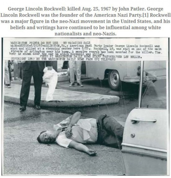 These photos were taken just moments after assassinations 002
