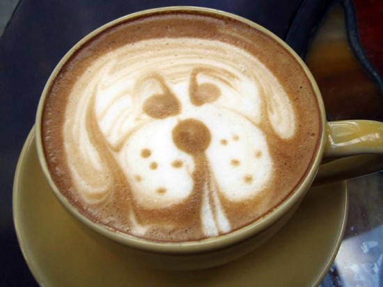 11 Amazingly Creative Coffee Froth 002