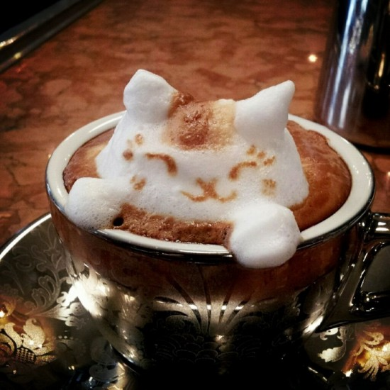 11 Amazingly Creative Coffee Froth 008
