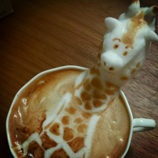 11 Amazingly Creative Coffee Froth 009