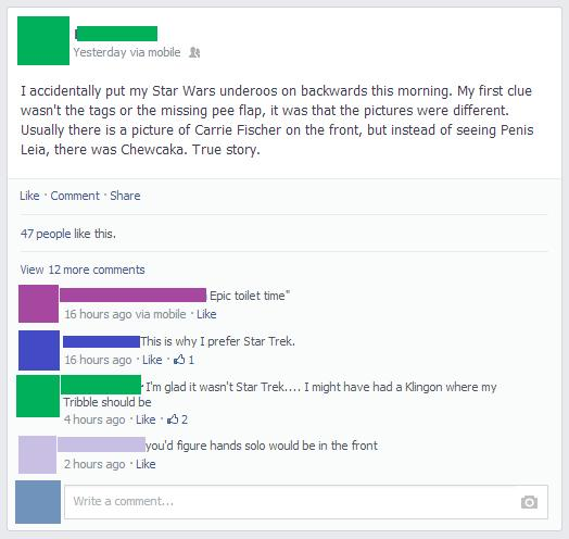 15 Facebook Updates That Are Actually Worth Reading 007
