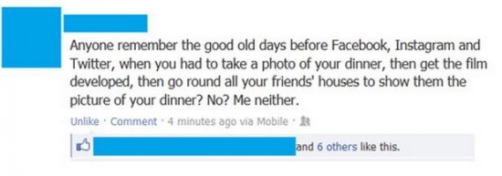 15 Facebook Updates That Are Actually Worth Reading 015