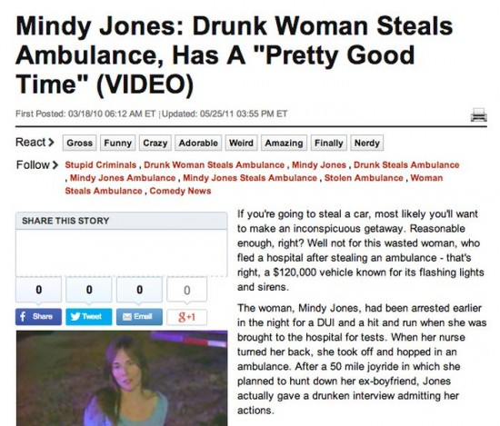 30 Dumbest Things Drunk Women Have Ever Done 004