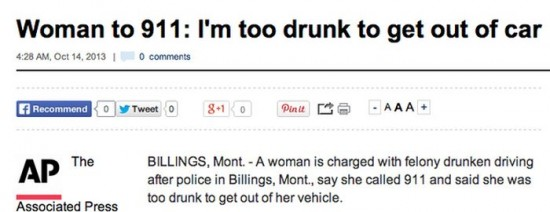 30 Dumbest Things Drunk Women Have Ever Done 012