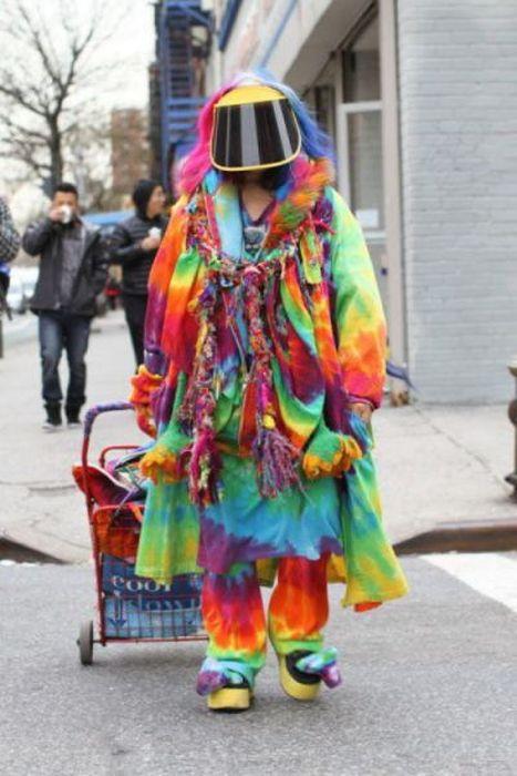Strange And Crazy Fashion 016