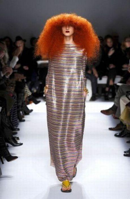 Strange And Crazy Fashion 030