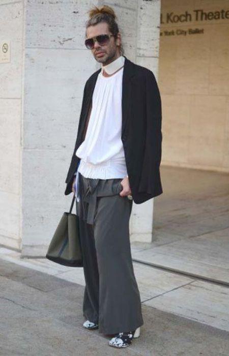 Strange And Crazy Fashion 035