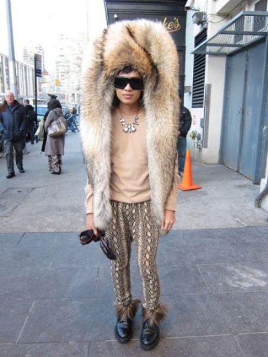 Strange And Crazy Fashion 045