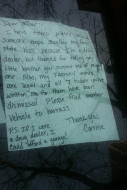 22 Funny and furious windshield notes 003
