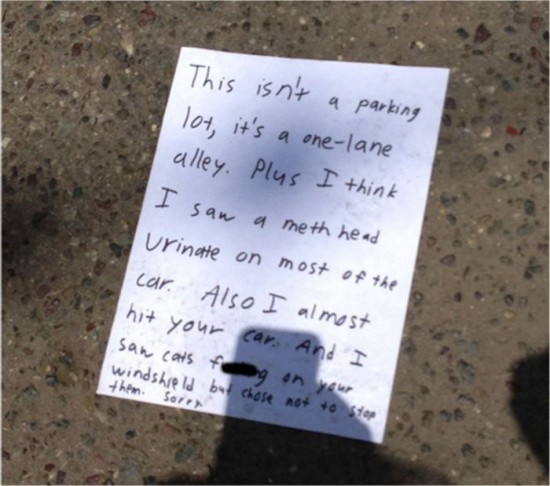 22 Funny and furious windshield notes 004