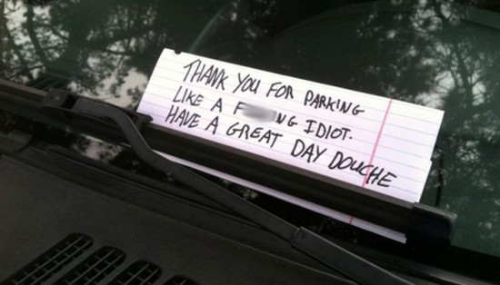22 Funny and furious windshield notes 006