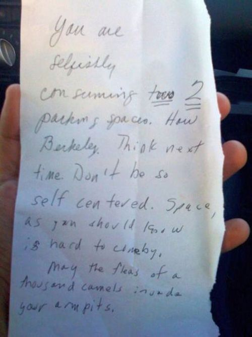 22 Funny and furious windshield notes 015