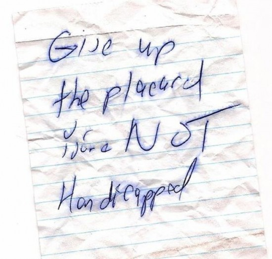 22 Funny and furious windshield notes 017