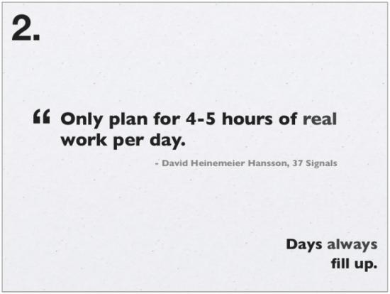26 Smart Time Management Hacks 004