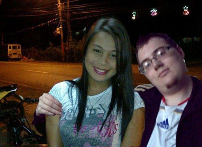 32 Worst Fake Photoshop Girlfriends 009