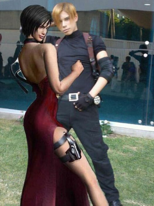 32 Worst Fake Photoshop Girlfriends 021