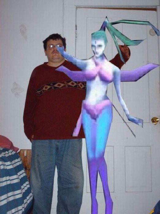 32 Worst Fake Photoshop Girlfriends 023
