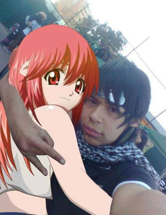 32 Worst Fake Photoshop Girlfriends 024