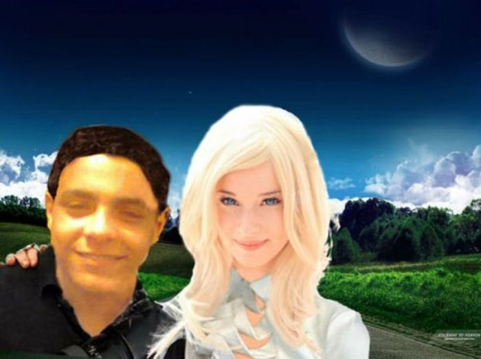 32 Worst Fake Photoshop Girlfriends 025