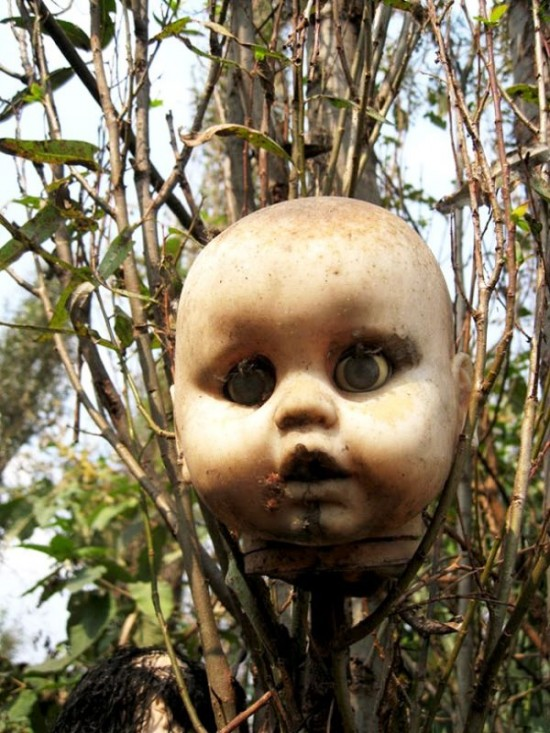 Mexico's Haunted Island Of The Dolls Is Actually