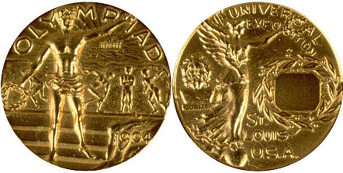 The Evolution of Olympic gold medals from the past 118 years 003